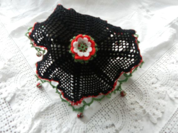A Lovely Crochet Jug / Sugarbowl Cover. by LynTheobaldCraft
