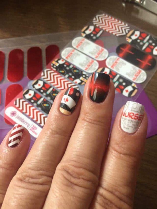 16 best Jamberry NAS (nail art studio) images on Pinterest | Nail ...