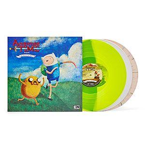 Adventure Time Presents: The Music of Ooo - Exclusive Vinyl | ThinkGeek