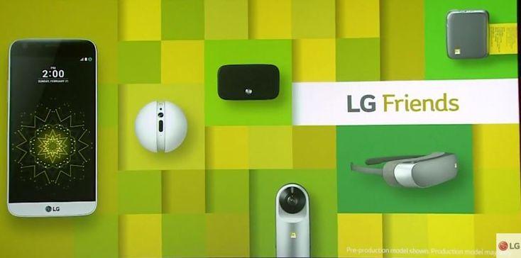 """7 accessoires """"LG Friends"""" du LG G5 en détails - http://www.frandroid.com/produits-android/photo/343687_6-modules-lg-friends-du-lg-g5-en-details  #Appareilphoto, #LG, #Réalitévirtuelle"""
