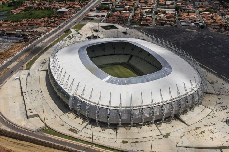 Castelão Stadium - Fortaleza, Ceará