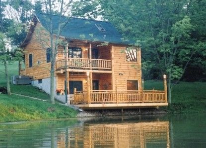 Water's Edge Cabins of Berlin | Berlin, Ohio | BBOnline.com