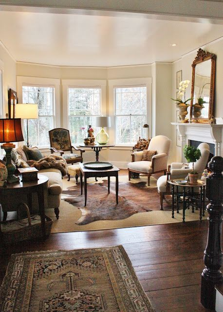 For The Love Of A House The Winter Living Room With Tones Of Brown My All Time Fav A Living