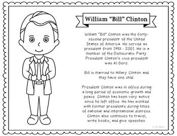 bill clinton a short biography Hillary clinton was born on october 26, 1947, in chicago, illinois, going on to earn her law degree from yale university she married fellow law school graduate bill clinton in 1975.