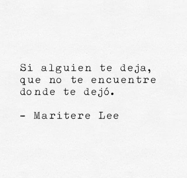 Maritere Lee Yees
