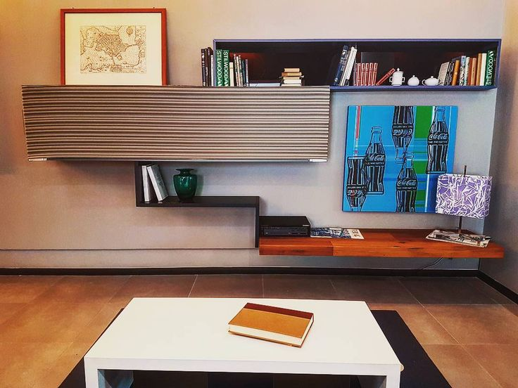 Who said a #wallunit should be boring to be good? It seems someone had fun making this!