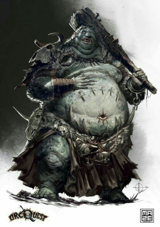 "Image result for ""flesh-eating"" ogre cartoon"