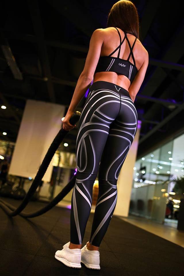 Beautiful Gavelo Liquorice Womens Gym Wear   Get yours @ PHATFIGURES No1 for fitness athletes