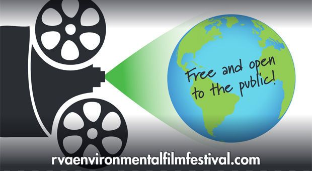 The 5th Annual RVA Environmental Film Festival is scheduled to be held the first week of February (Feb. 2-8).  #RVA