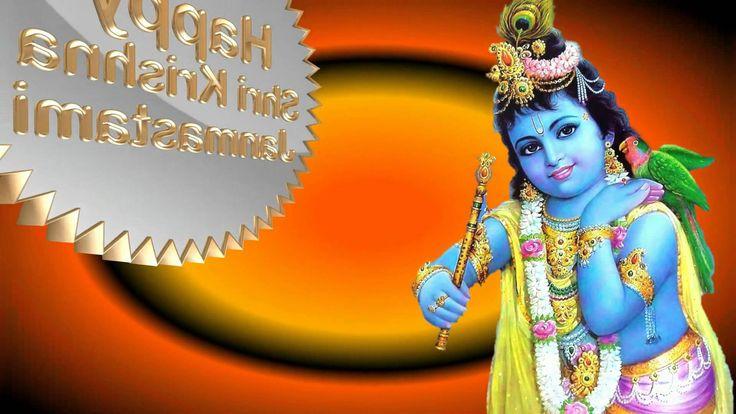 Happy Janmashtami 2016,Krishna Janmashtami,Wishes,Greetings,Animation,Images,Whatsapp Video
