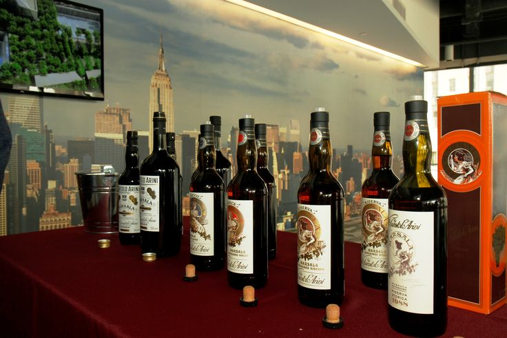 Montcalm Annual Tasting @ New York Trade Center