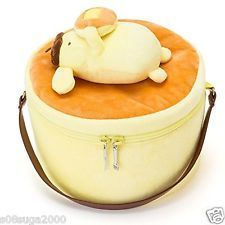 Pompompurin Vanity bag Hotcase F/S Kawaii SANRIO from JAPAN