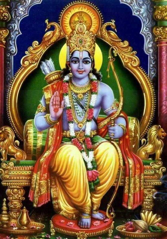 Lord Ram History Sri Rama Charitra