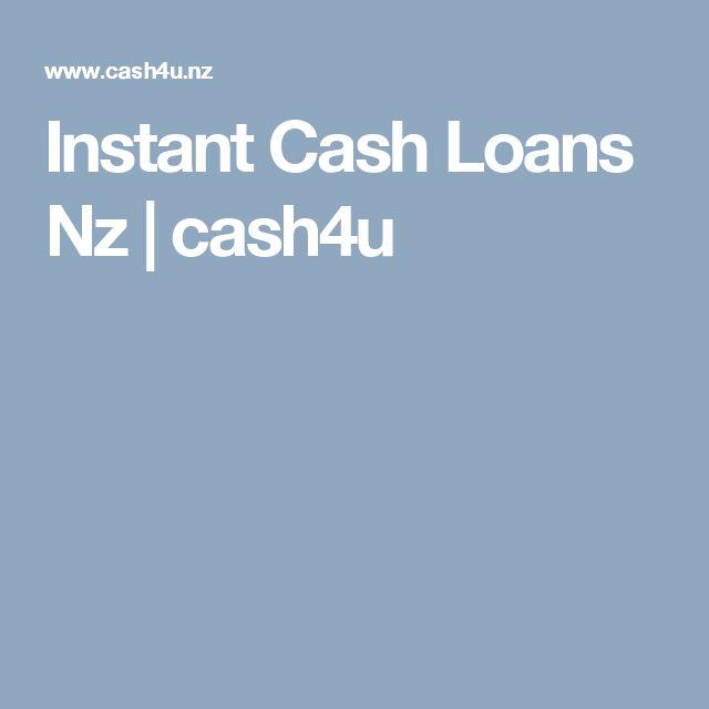 Instant Cash Loans Nz | cash4u