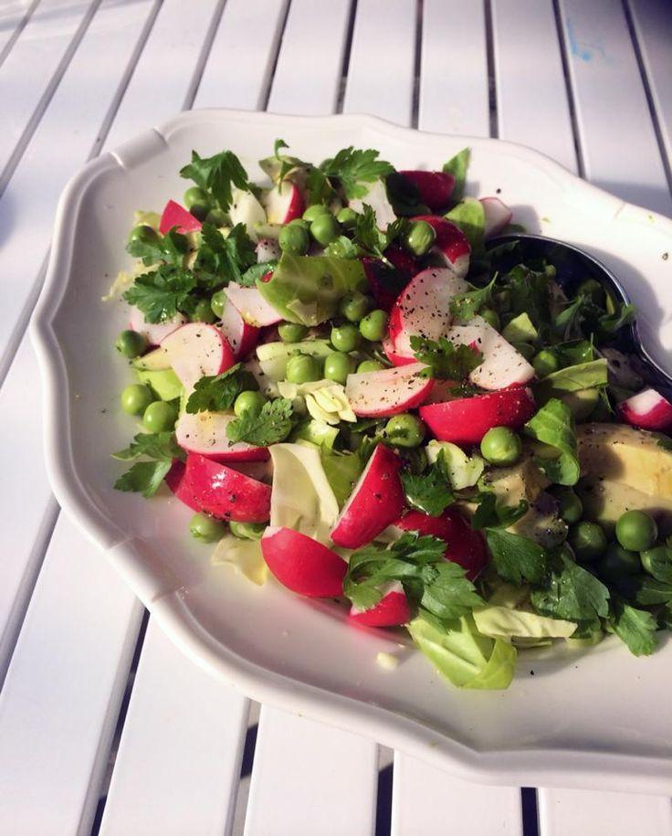 Hurtigt Sommersalat