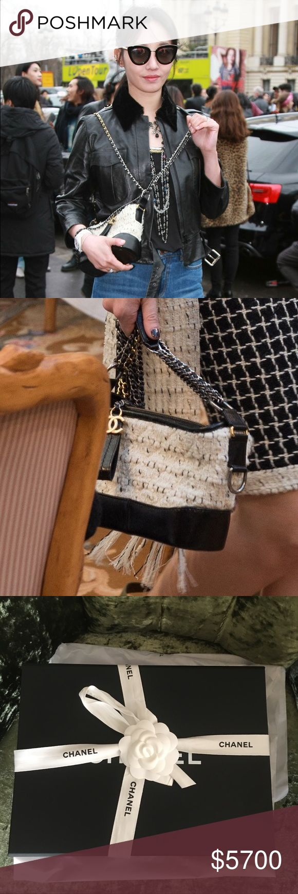 💯 Authentic limited edition RITZ CHANEL bag 💯 Authentic limited edition Chanel Gabrielle bag . Very limited edition. From the one time ritz Chanel Collection. Pre-ordered a month ago at the event. Not sold in stores. Price firm. Receipt available upon purchase. Don't miss your chance! CHANEL Bags