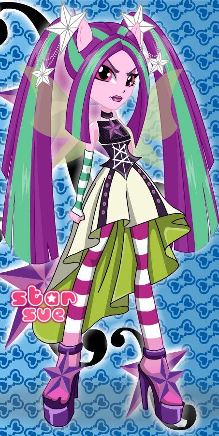 Fashion Games Star Sue