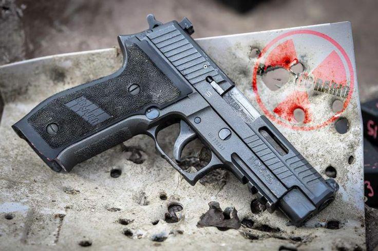 Salient Arms International Sig Sauer 226 Tier One (prototype testing)