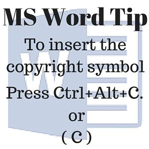 And why should you know this tip? Writers often ask me how to add copyright when they start sharing their writing online. Know that as soon as you put your writing to paper, it is copyrighted autom…