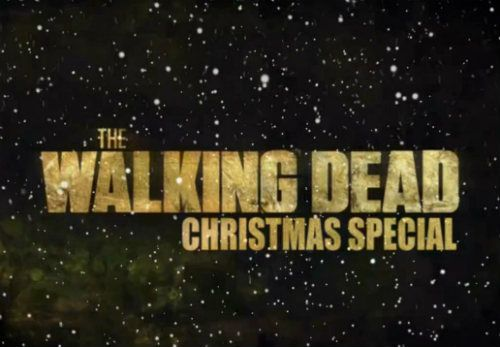 "What would a ""Walking Dead"" Christmas episode look like? A YouTube parody video has the answer. #thewalkingdead"