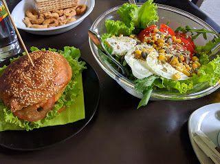 Der letzte vegane Burger und der letzte vegane Muffin