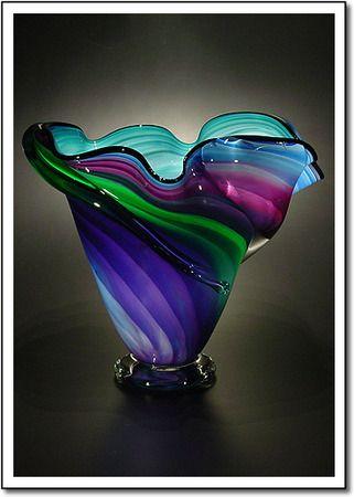 Mystic Tidepool Art Glass Award