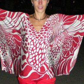10 minute T-Shirt - free pattern on burda