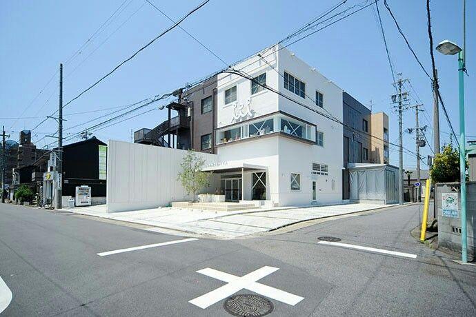 ビル再生。オフィス、ショールーム、倉庫。店舗デザイン;名古屋 スーパーボギー http://www.bogey.co.jp