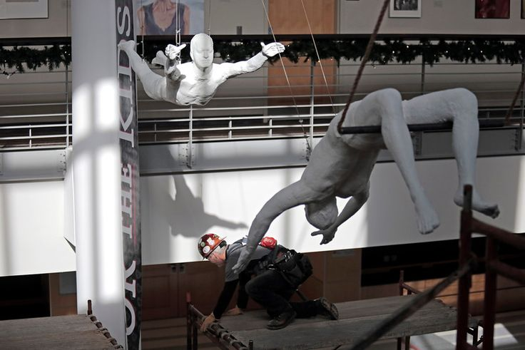 Circus Acrobats