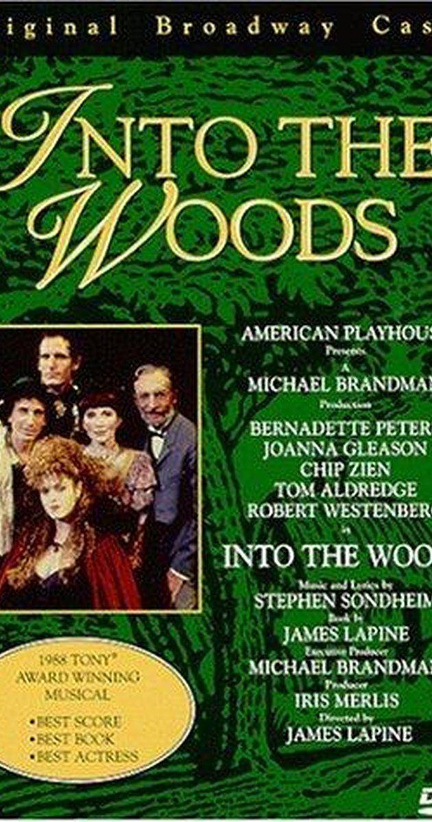 "American Playhouse"" Into the Woods (TV Episode 1991) - IMDb"