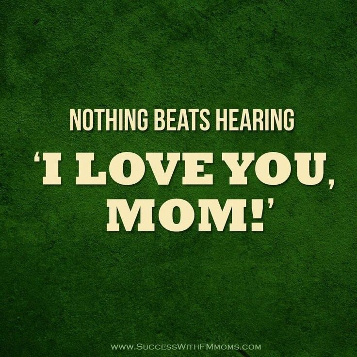 My Favorite Words to Hear