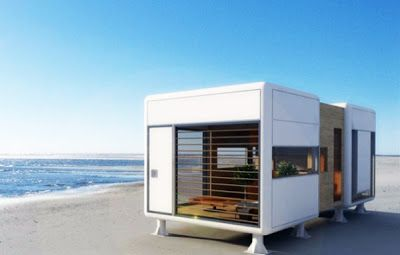 Design Portable Eco-Friendly Homes