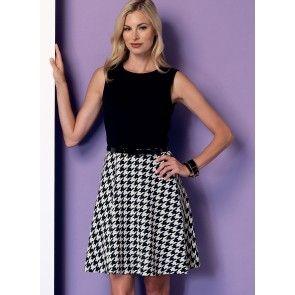Butterick - B6387 jasje, jurk, broek