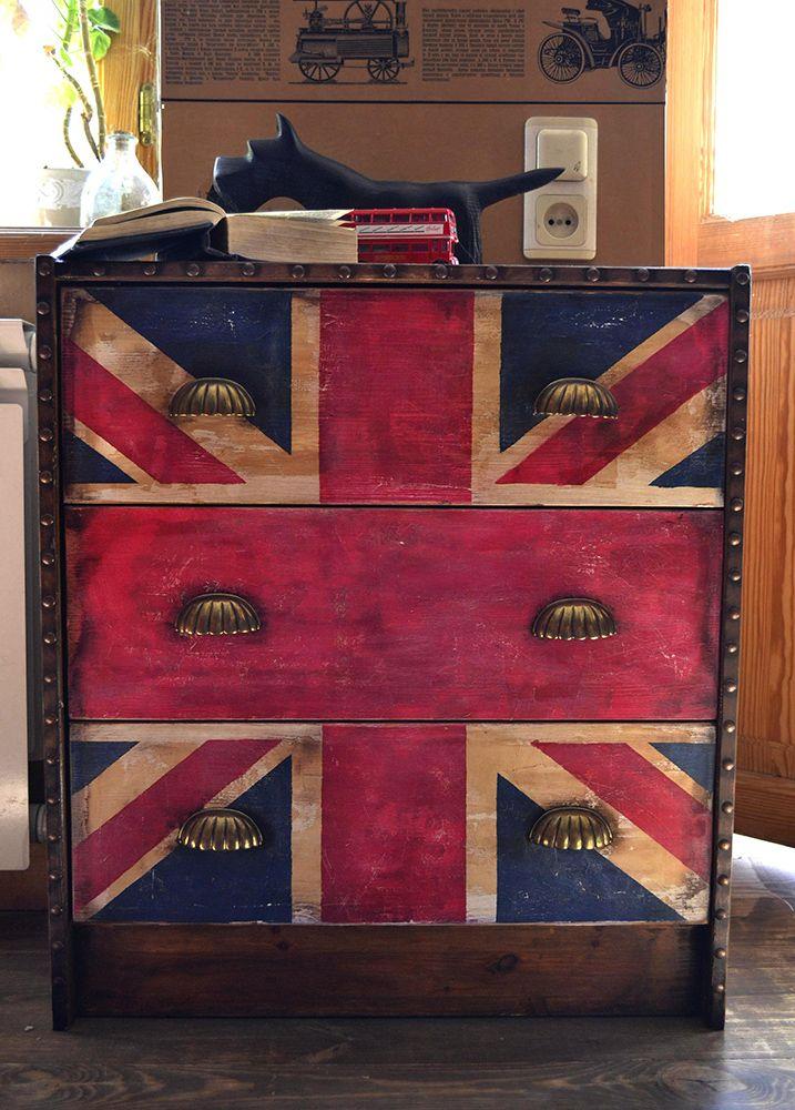 британский флаг в интерьере - Поиск в Google