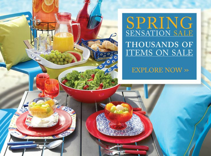 The Spring Sensation Sale is here!