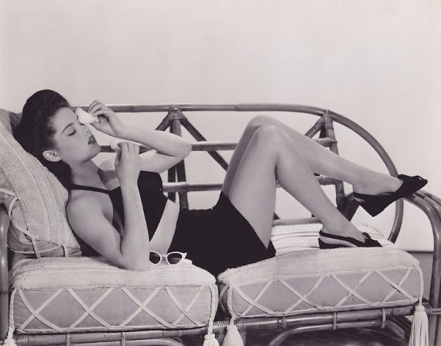 American Actresses Who Defined the Hollywood's Golden Age in the 1940s ~ vintage everyday