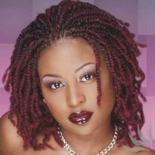 Outstanding Short Braided Hairstyles Thin Hair And Braided Hairstyles On Short Hairstyles For Black Women Fulllsitofus