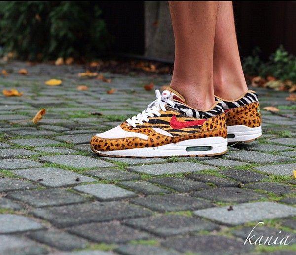 nike air max 1 leopard homme