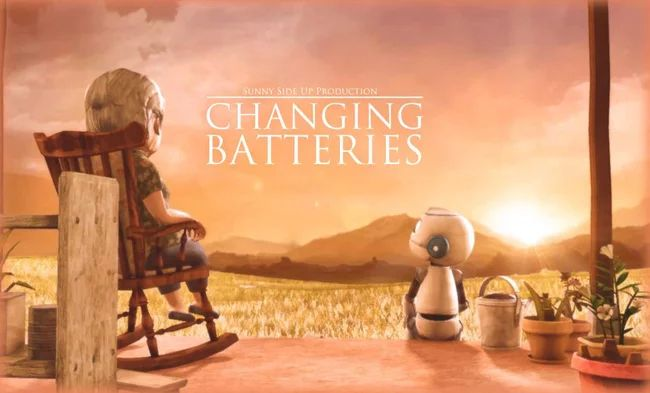 Changing Batteries - Sunny Side Up Production on Vimeo.