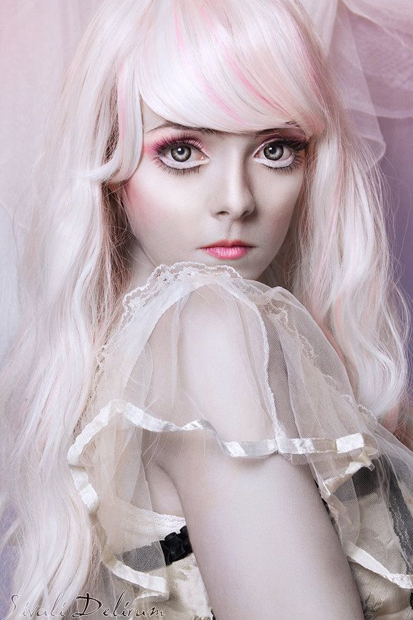 Beautiful Porcelain Doll Face Pixshark