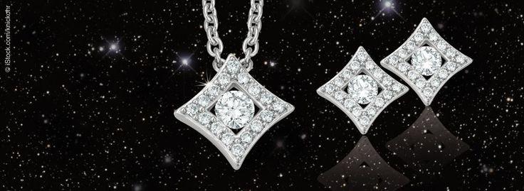 """Weihnachten ist das Fest der Liebe. Diamanten sind das Symbol der ewigen Liebe. Diamantschmuck ist damit ein ideales Weihnachtsgeschenk für die Partnerin. Fragen Sie sich also: """"Was schenke ich meiner Freudin zu Weihnachten"""" - die Antwort wäre Diamantschmuck von bellaluce. Ob Diamantring oder ein schönes Diamantcollier - Weihnachten kann kommen.  #weihnachten #weihnachtsgeschenk #diamantschmuck"""