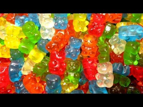 how to make your own gummy bears