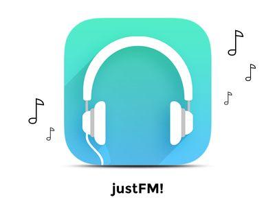 justFM! icon App