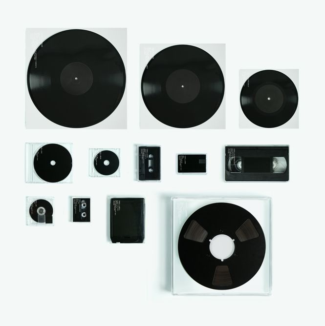 """""""Trevor Jackson unveils new 12 track album – each track released on a different physical format – The Vinyl Factory"""""""