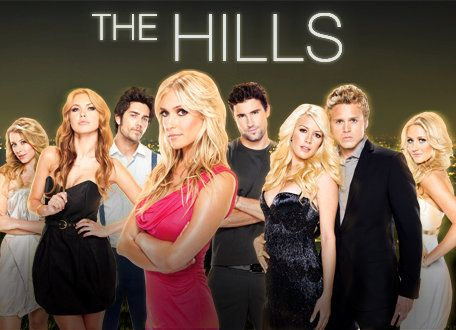 Cast of MTV's The Hills