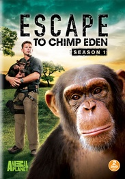 Eugene Cussons - Escape to Chimp Eden