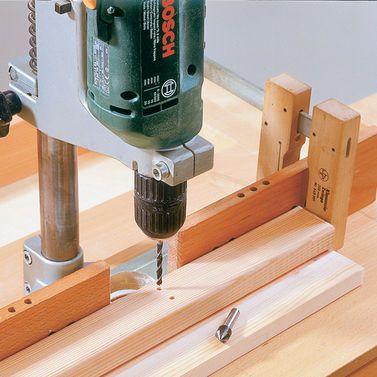 Holz-Saunaliege bauen: Schritt 10 von 16