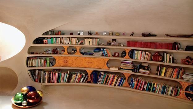 Una vivienda bajo tierra, a house underground....nice