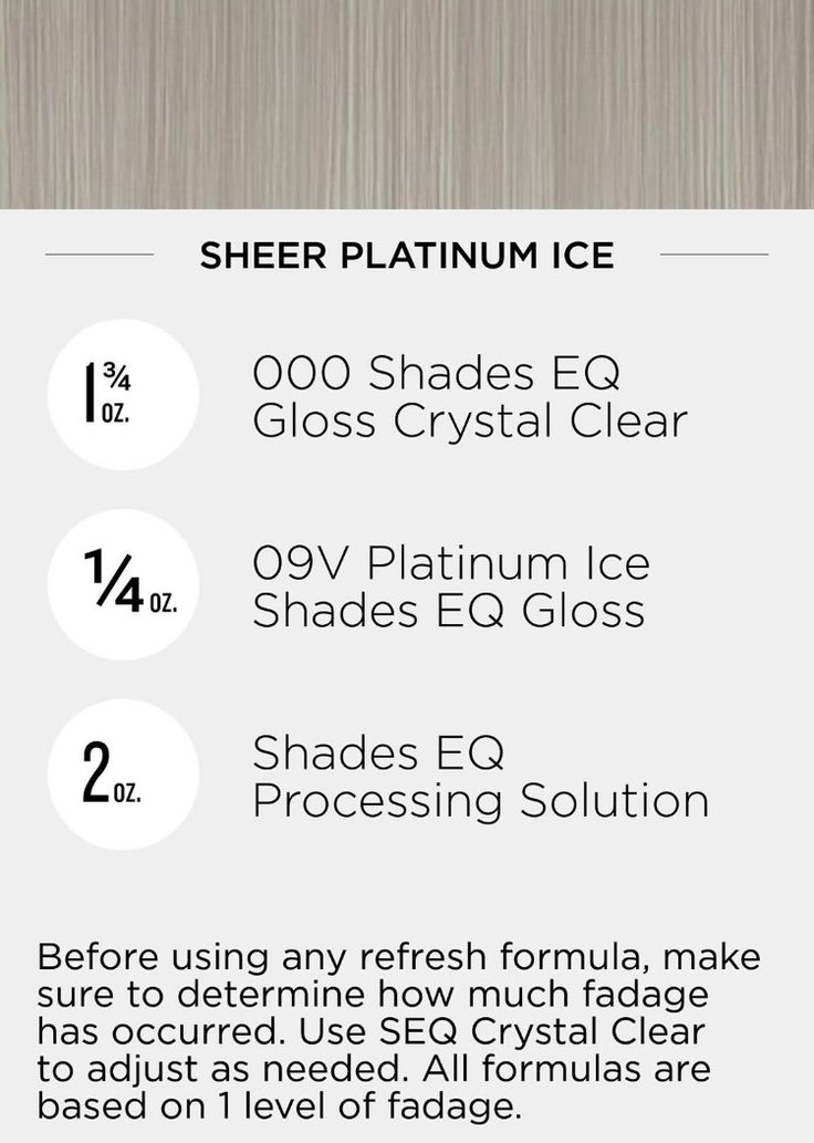 Redken Shades Eq Instructions