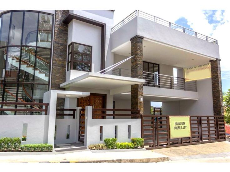 292 best images about philippine houses on pinterest for Duplex bungalow elevation